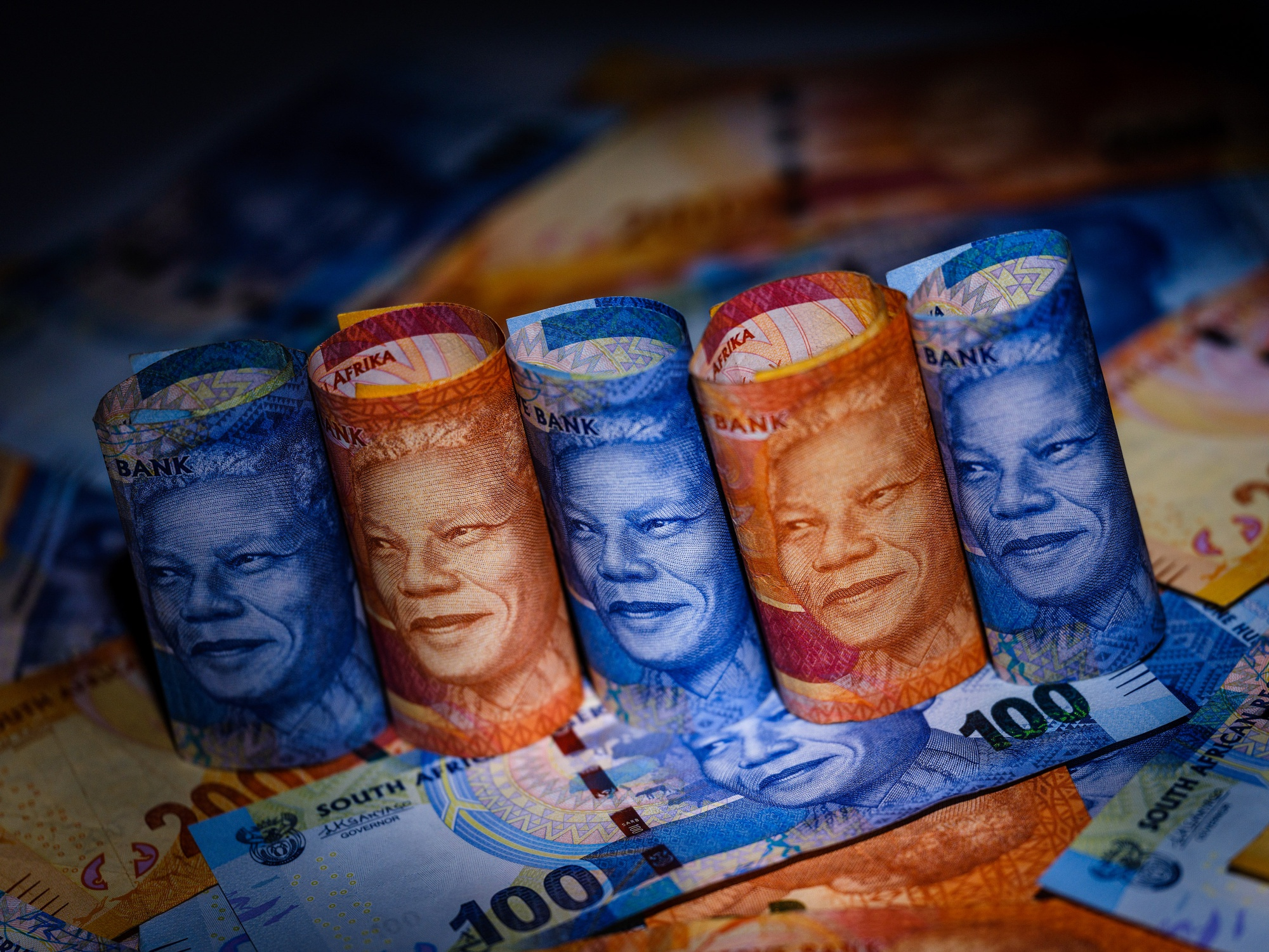 South Africa's Rand Held Back by Political Uncertainty, IMF Says