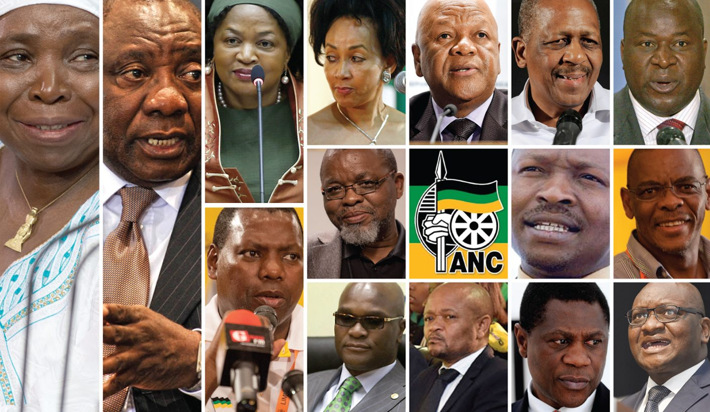 Ace Magashule puts his foot down: No party will tell the ANC what to do