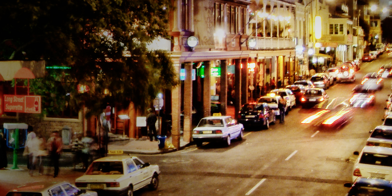 SATURDAY NIGHT IN LONG STREET: Criminals go to town in the Mother City