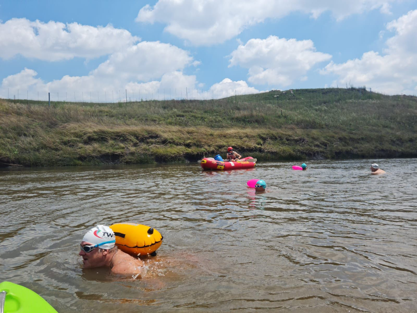 Vaal River clean-up