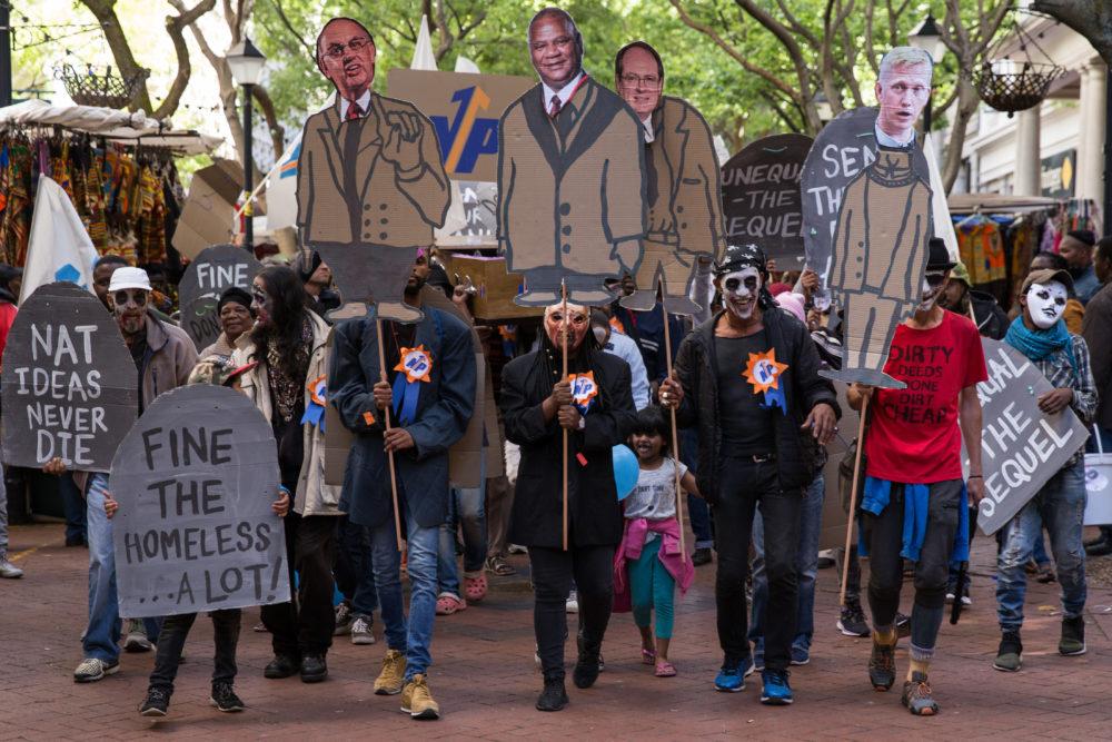 Stad Kaapstad weier om te reageer op die aktivistiese prank - Daily Maverick