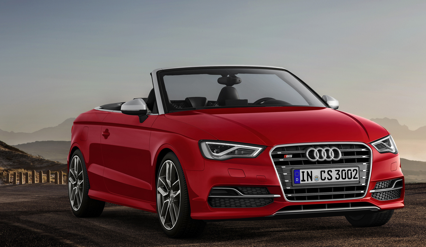 Audi S3 Cabriolet: Sports Car Meets Glamour Wagon