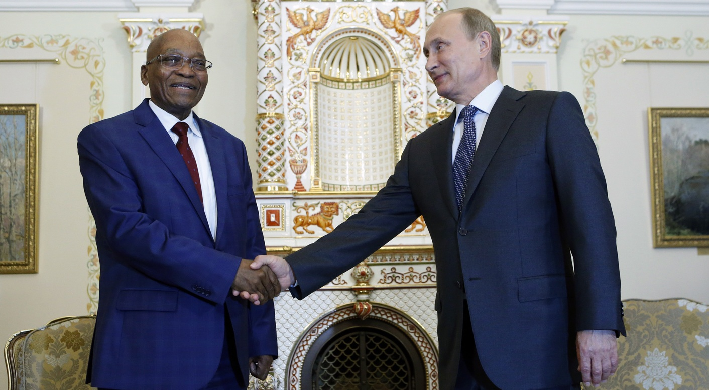 Analysis russia and south africa together for decades daily maverick kristyandbryce Images