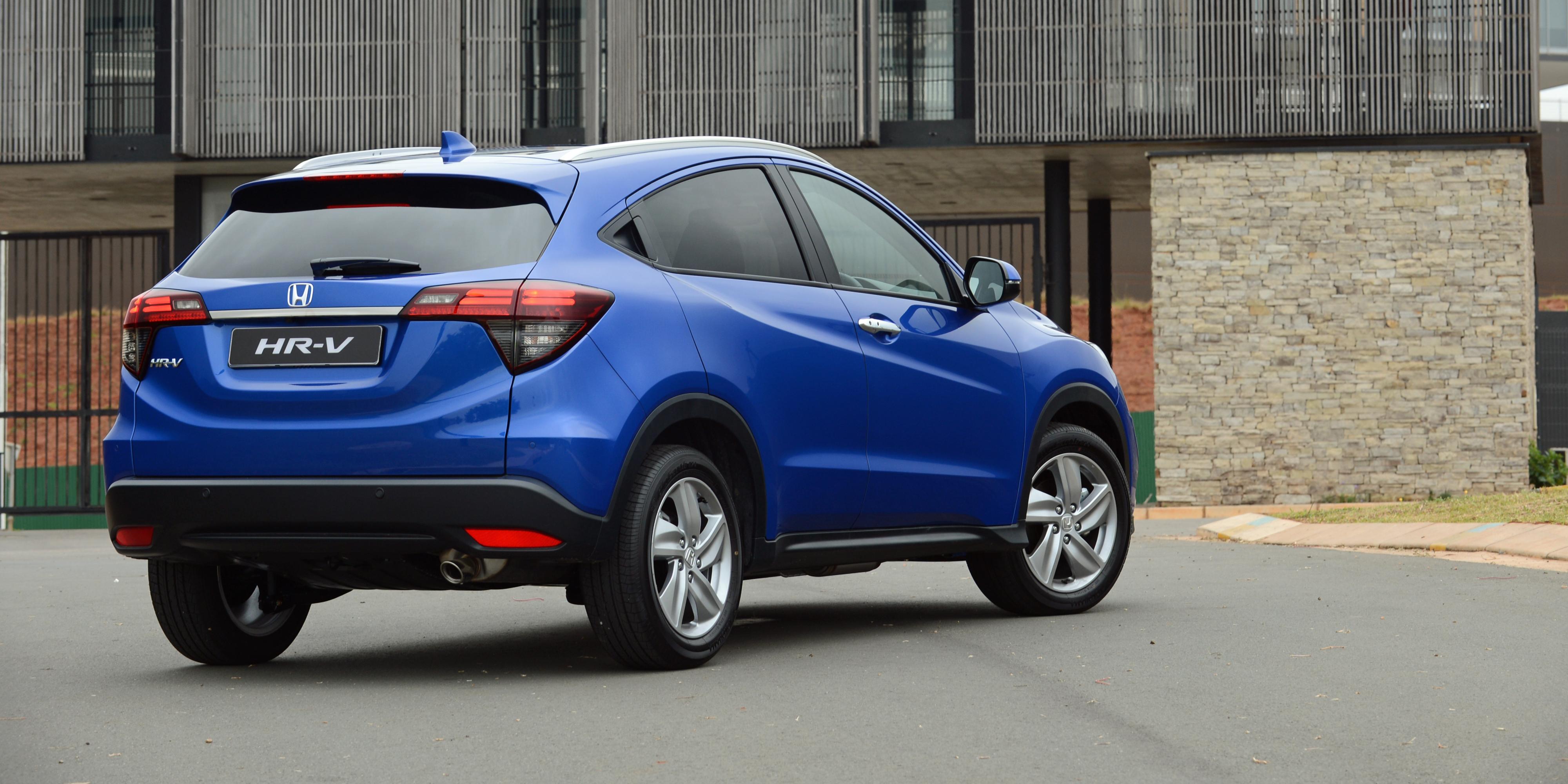 Honda HR-V: Adding something extra