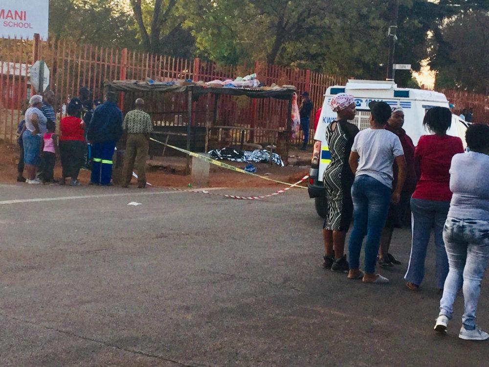 Suid-Afrikaners is dood tydens vreemdelingehaat in Springs - Daily Maverick