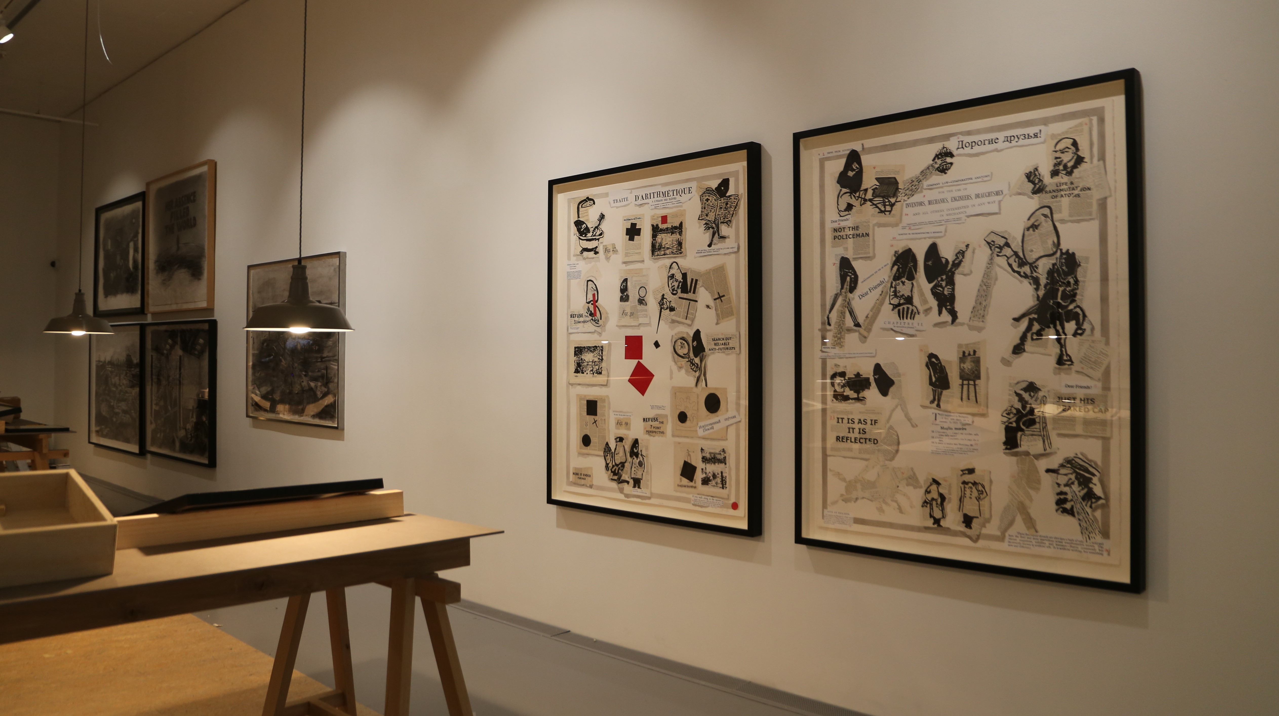 William Kentridge captures history, 'putting drawings to work' in Cape Town