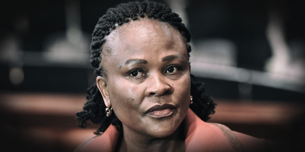Public protector off the rails with second Prasa report, says #UniteBehind - Daily Maverick