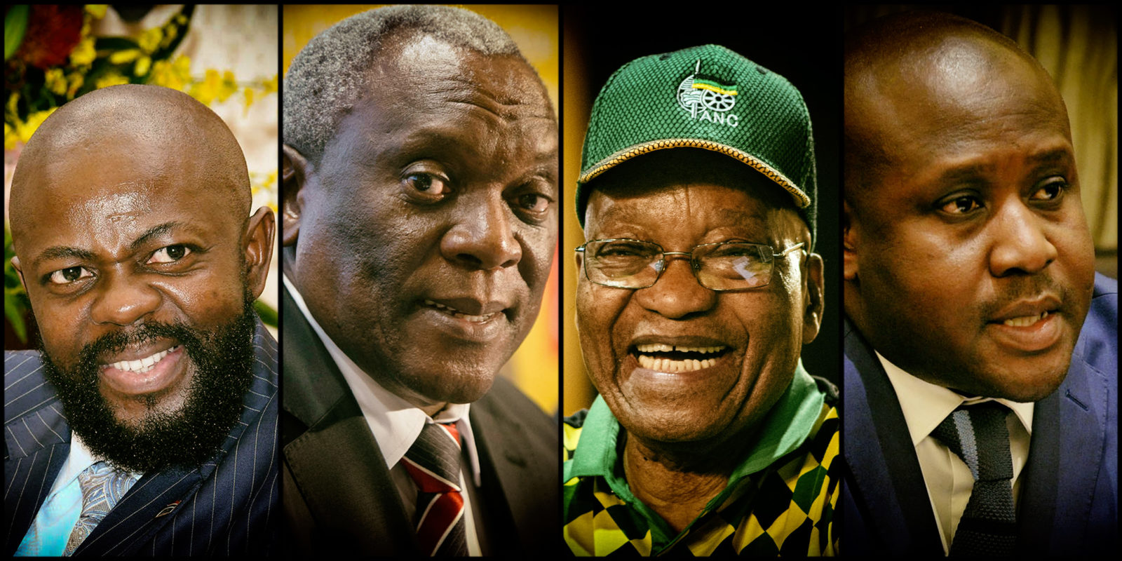 Protecting the president: Preparations for Zuma's imp...