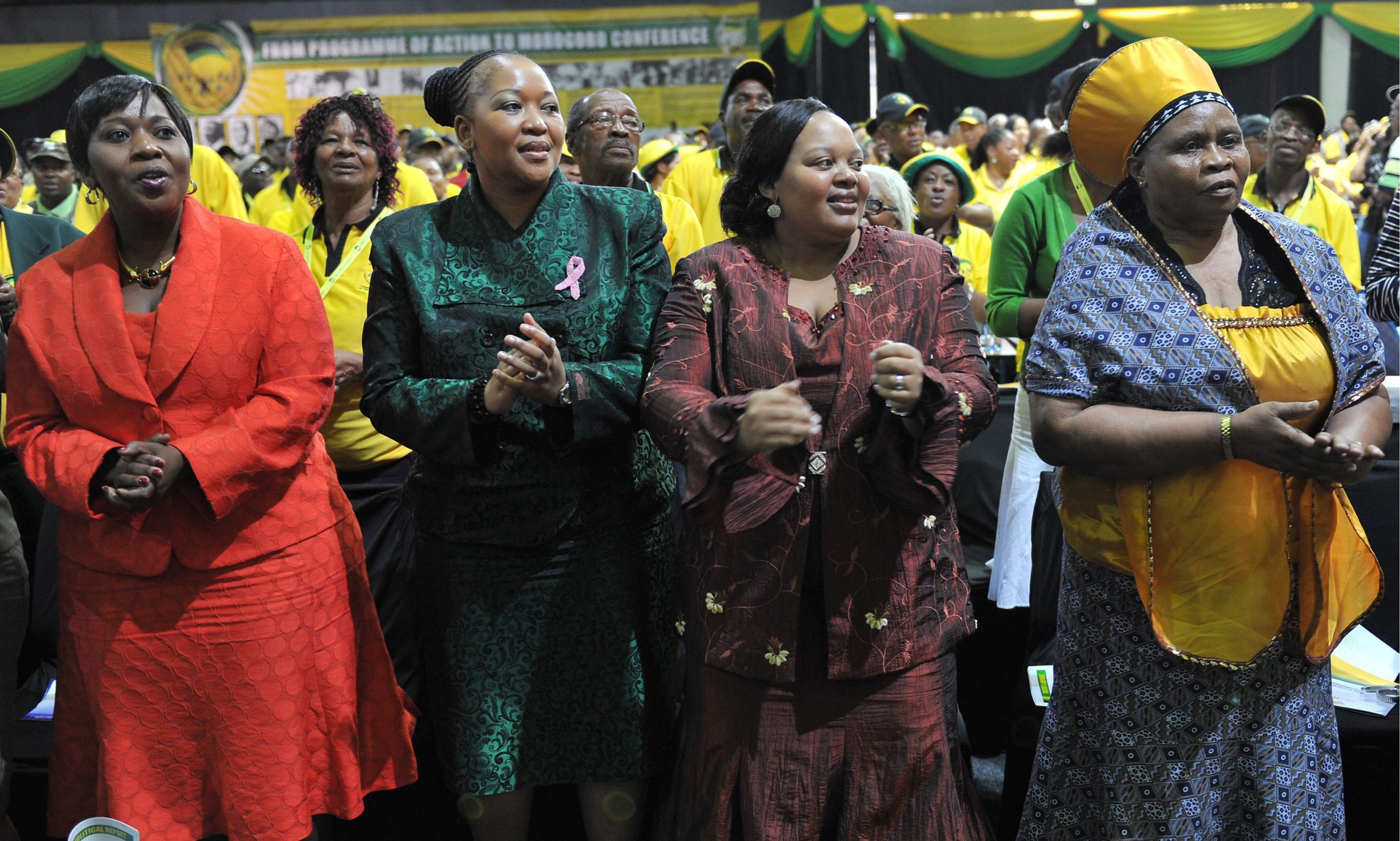The unMerry Wives of Nkandla – Zuma sheds spouses as his star wanes - Daily Maverick