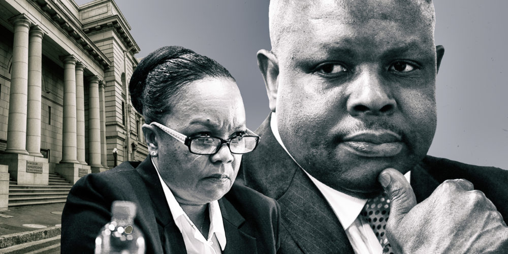 Chief Justice Mogoeng was informed in 2019 about alleged physical and verbal abuse of judges in WC division - Daily Maverick