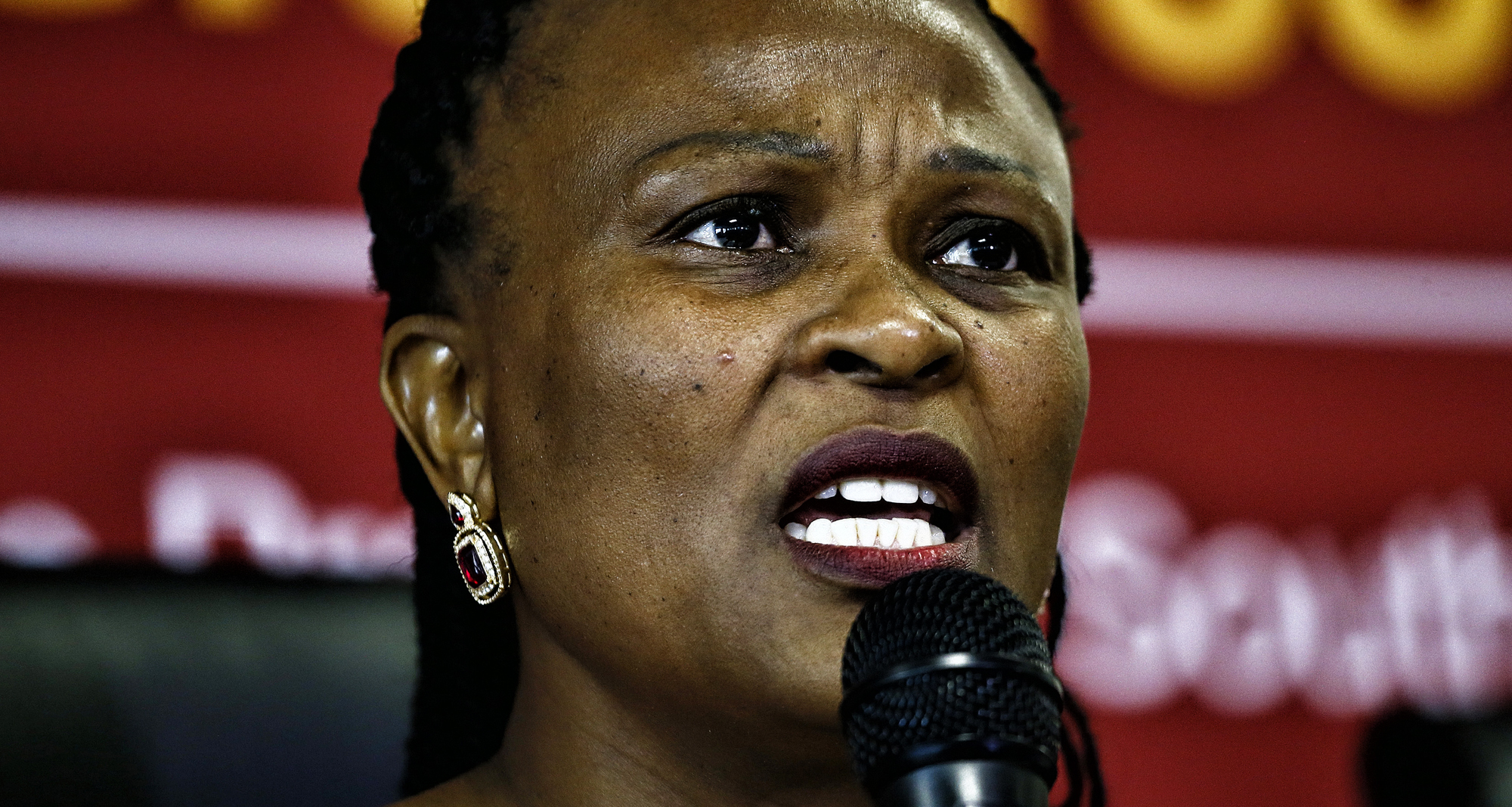 Public Protector provisionally finds 'serious irregular