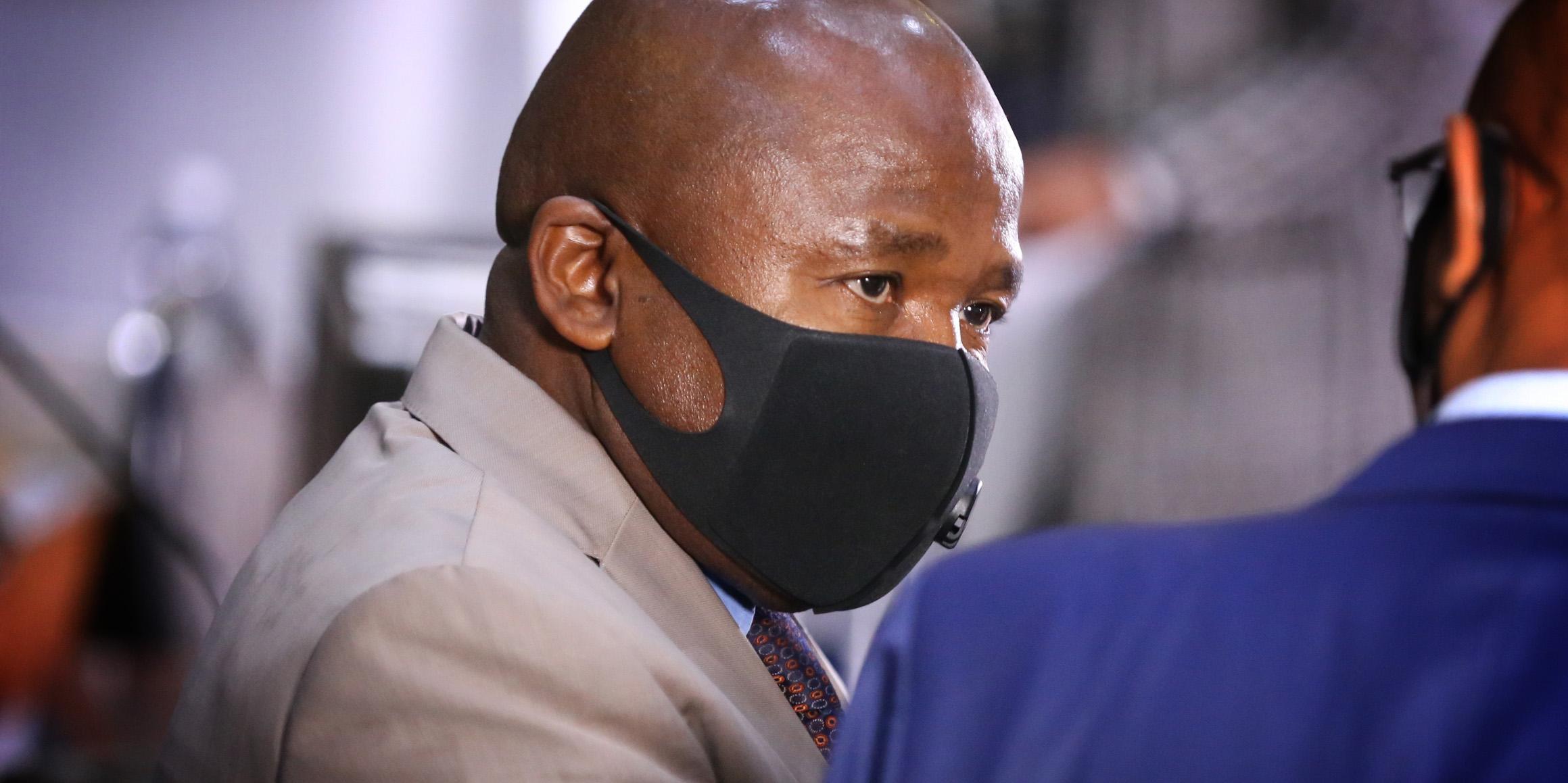 Des van Rooyen, goes full 'Bell Pottinger', attacks ANC, 'white capital' and 'white-owned media' - Daily Maverick