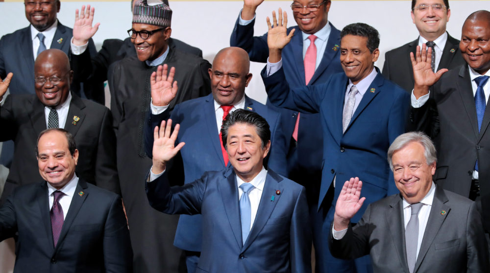 Japan revitalises its long-standing commitment to Nippon-Africa partnership