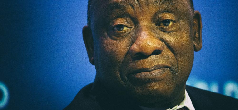 Ramaphosa se oomblik van waarheid - Daily Maverick