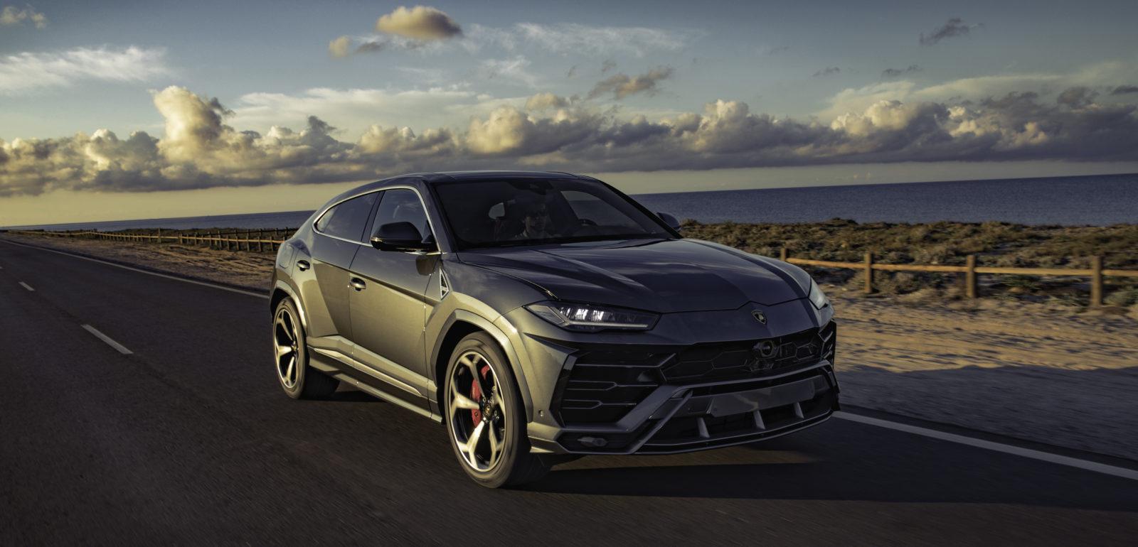 Lamborghini Urus A Game Changer