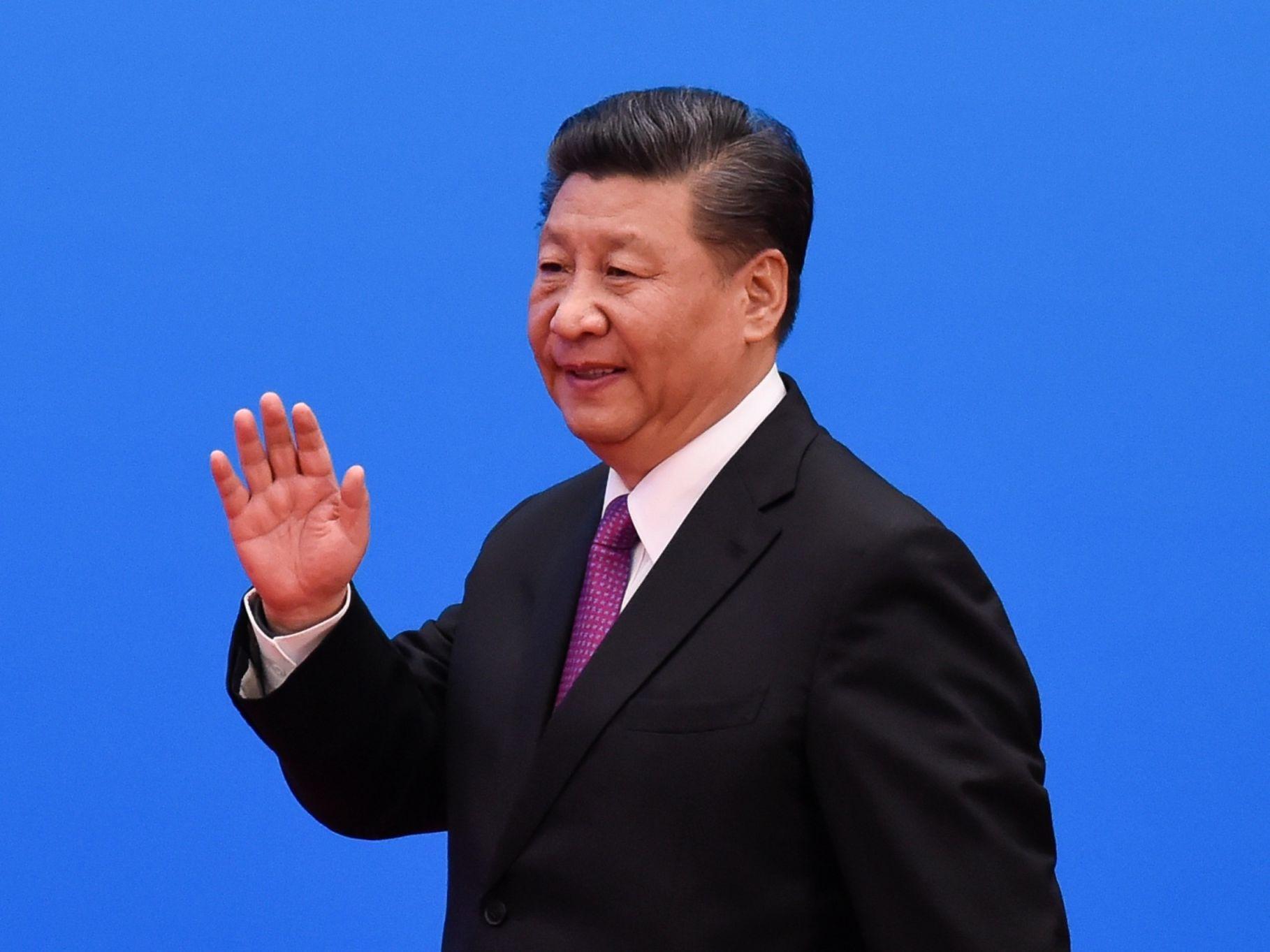 Business Maverick: Xi Challenges U.S. Global Leadership, Warns Against Decoupling