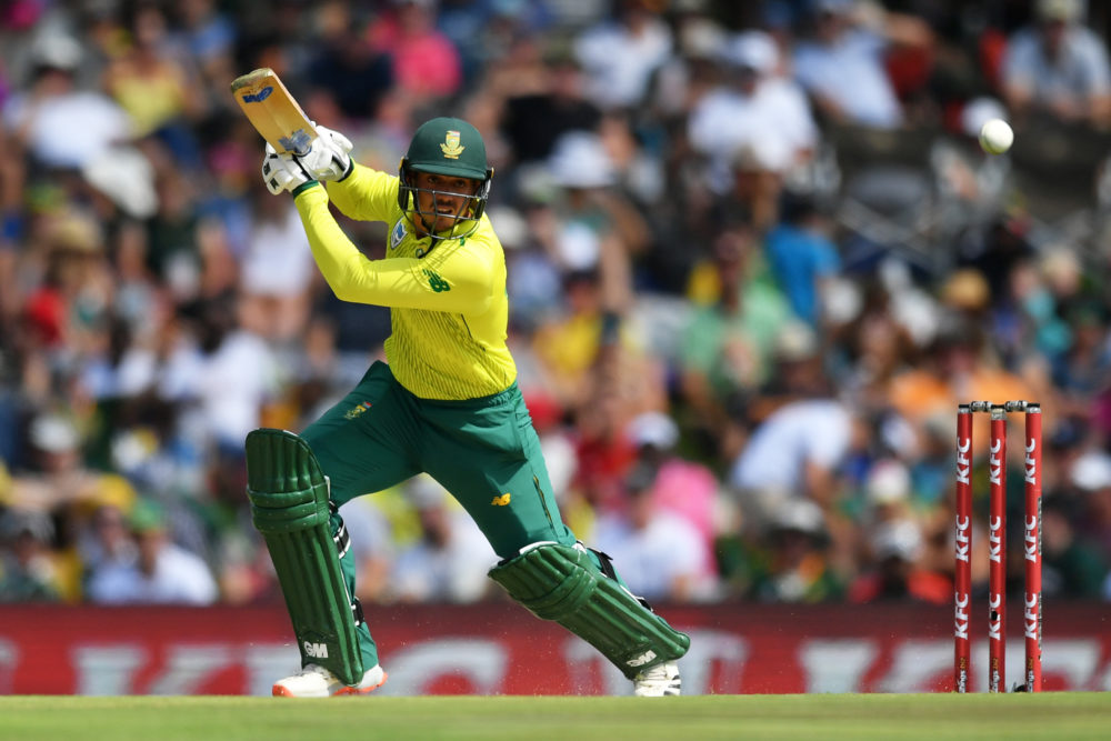 Death bowlers haul Proteas to stunning victory against Australia - Daily Maverick