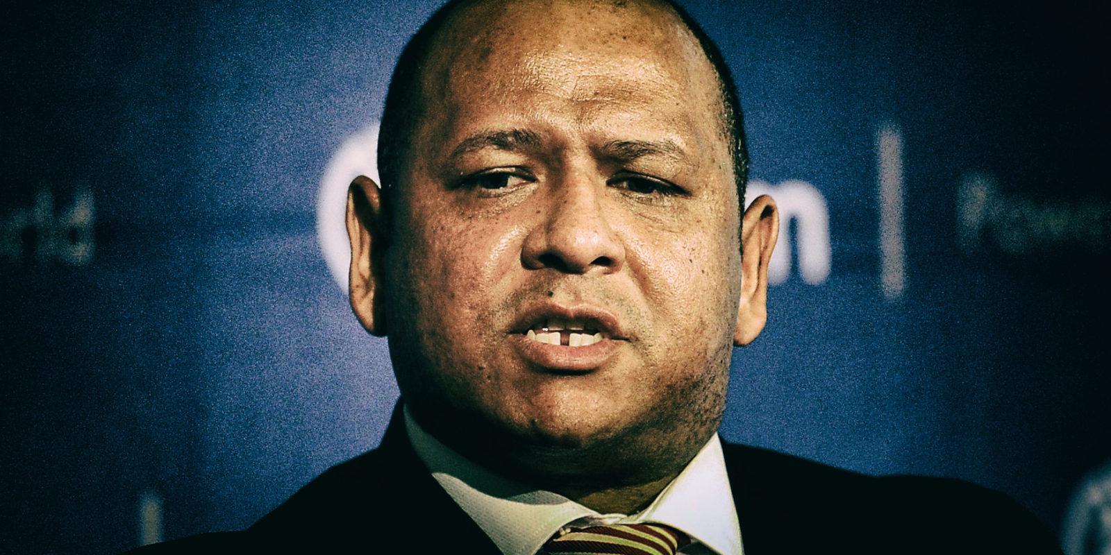 Eskom CFO Calib Cassim: 'If we go down, we bring down