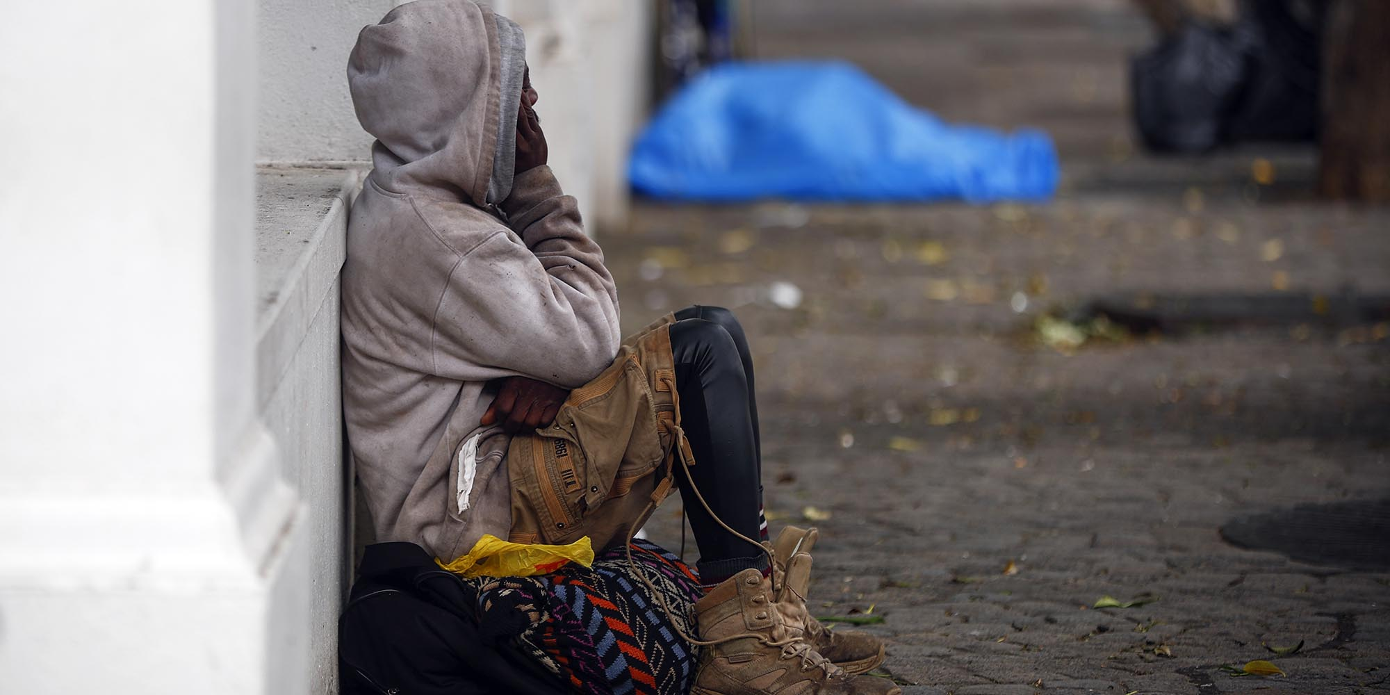 WORLD HOMELESS DAY: Cape Town's homeless vent their anger at City law enforcement