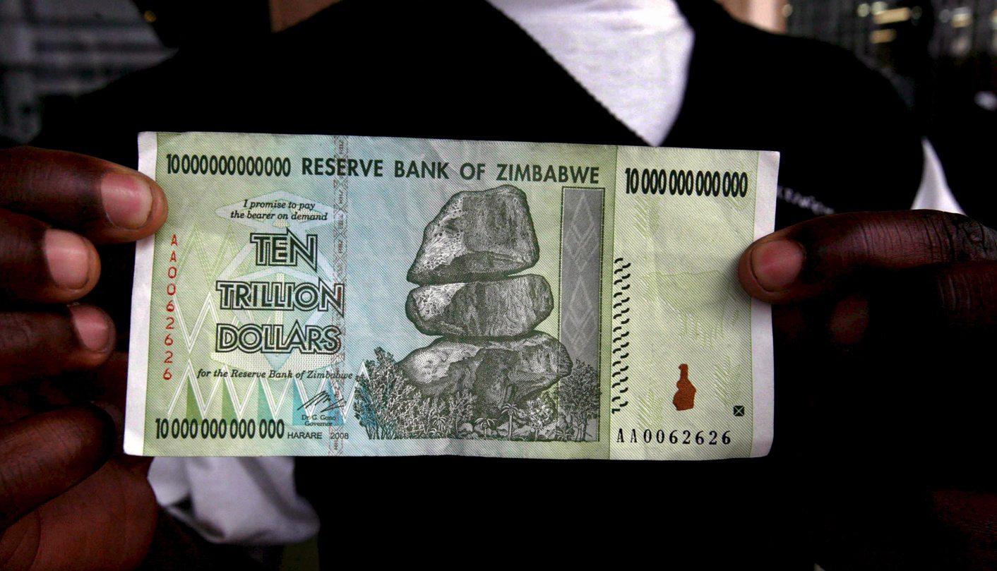 Ysis The New Zimbabwean Dollar That Isn T