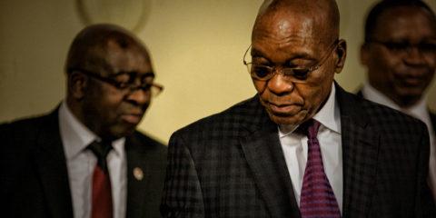 Days of Zondo: Zuma, Mahlobo, Joemat-Petterssson, Nkoana-Mashabane strong-armed Nene into signing secret Russian nuclear deal