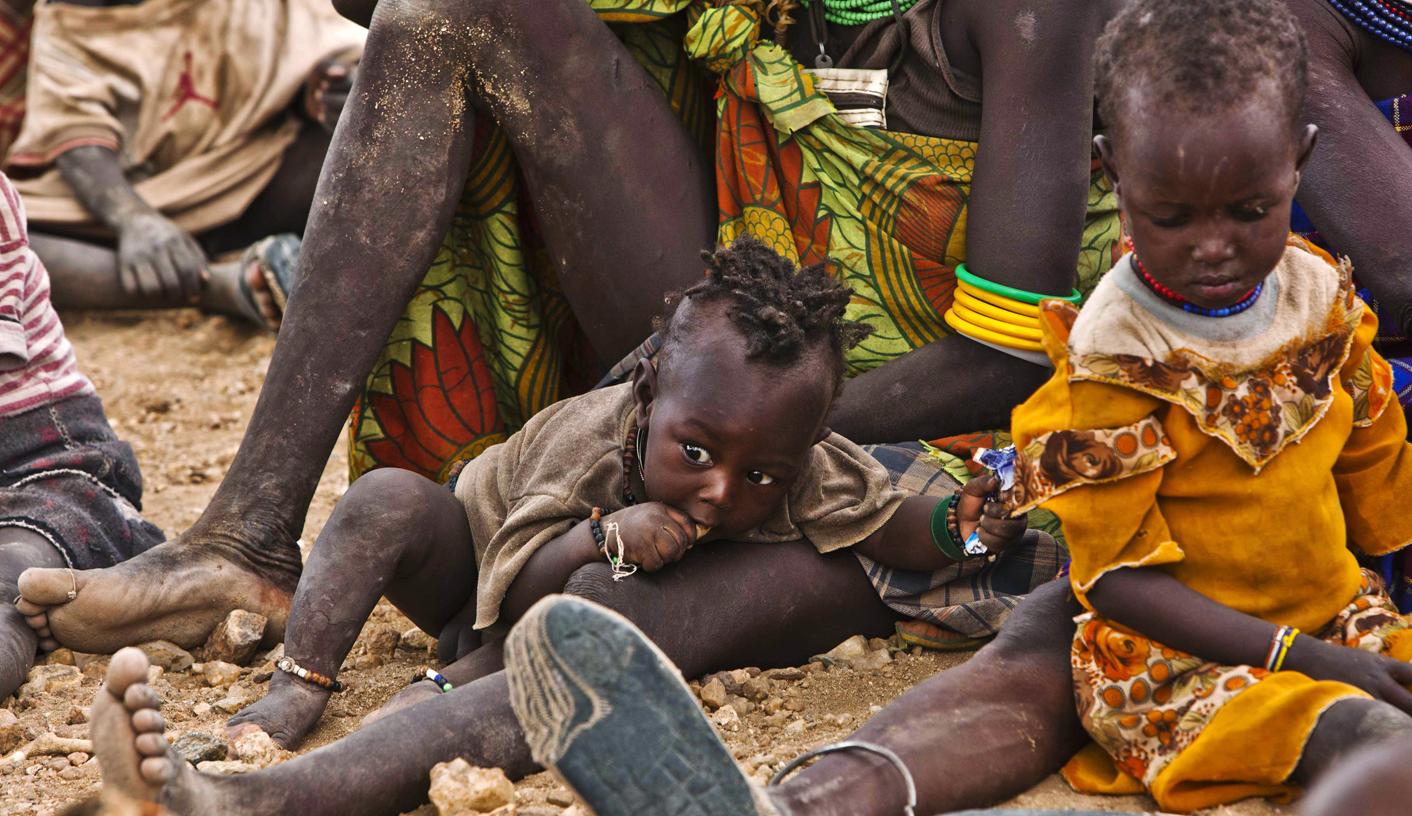 Голодающие дети Африки (21 фото) 81