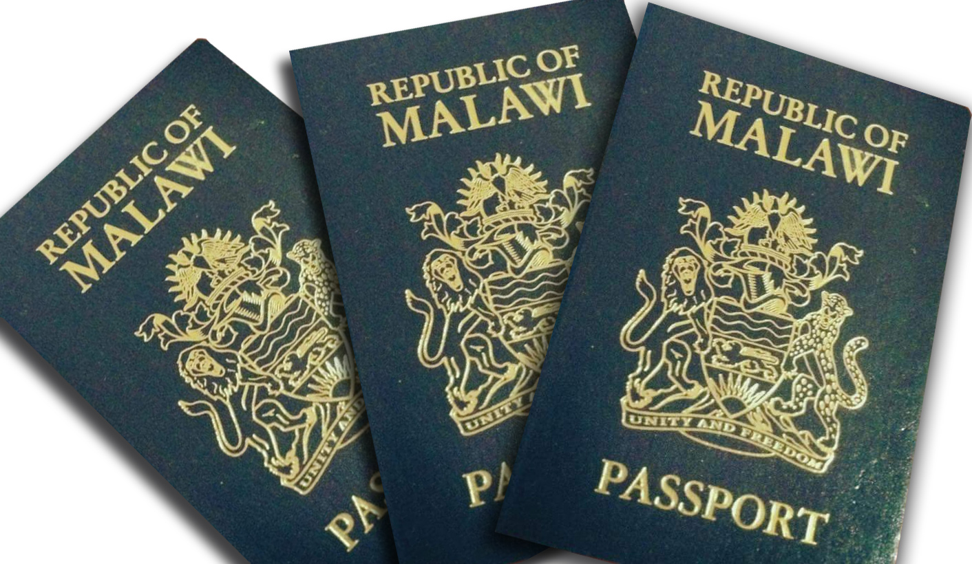 Amabhungane False Passport And Permit Scam In Malawi Probed