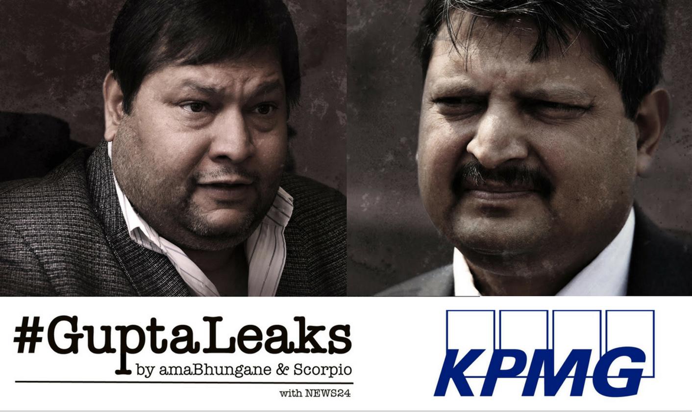 Amabhungane Scorpioguptaleaks Kpmg Missed More Mone