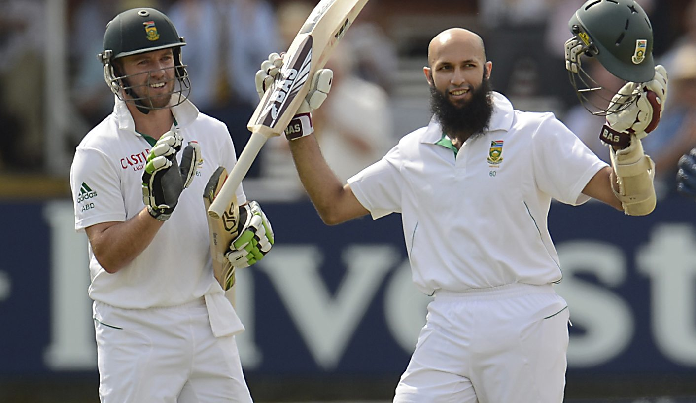 Hashim Amla Quits As Test Captain AB De Villiers To Take Over