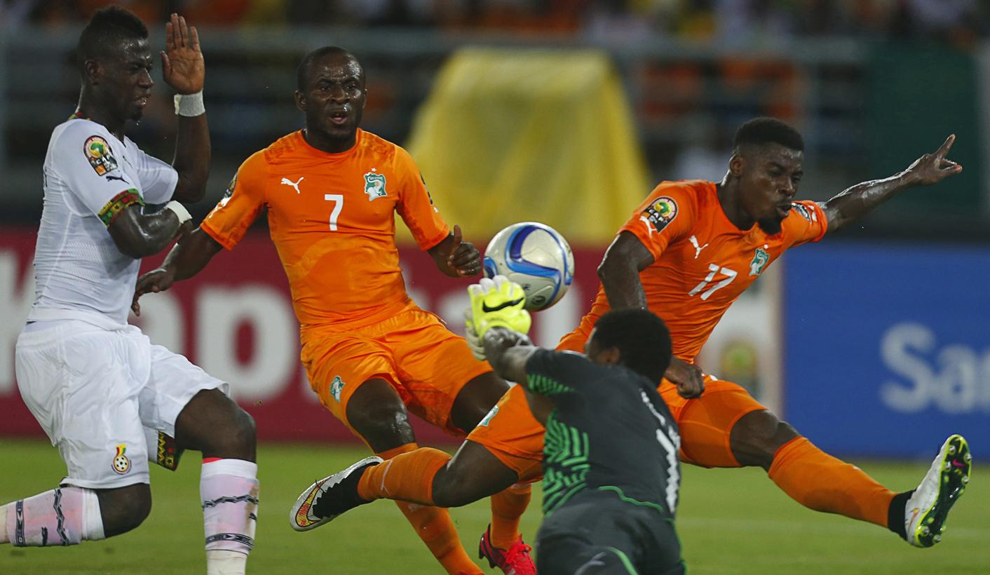 8ba42da48 Elephants never forget  Ivory Coast lift the curse of the AFCON choke