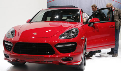 Germany orders Porsche recall over diesel emissions cheating
