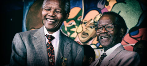 #MADIBA100: Nelson Mandela's legacy: The Rorschach Test for South African politicians