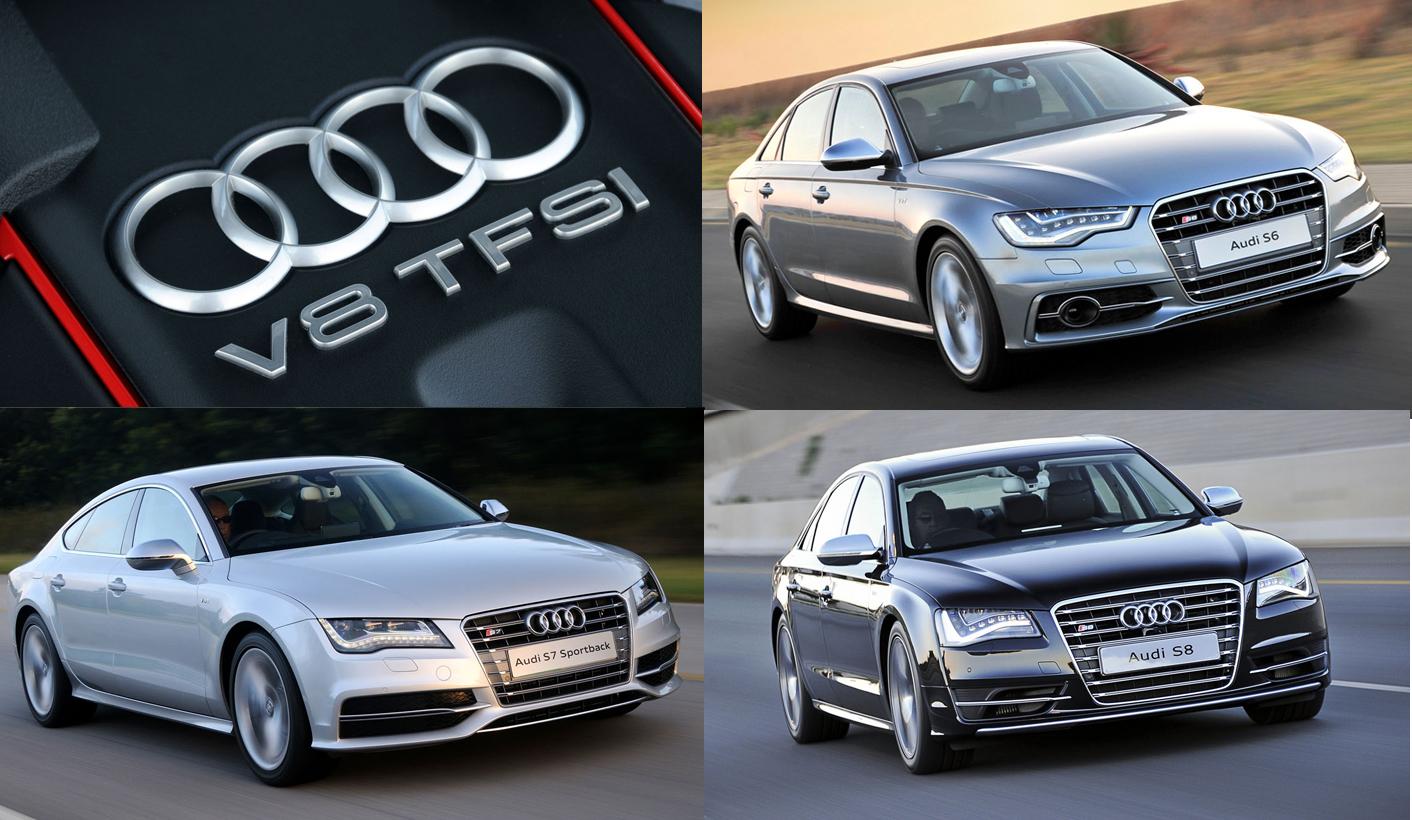 Audi SModels A Hot Sedan Hattrick Daily Maverick - Audi sedan models