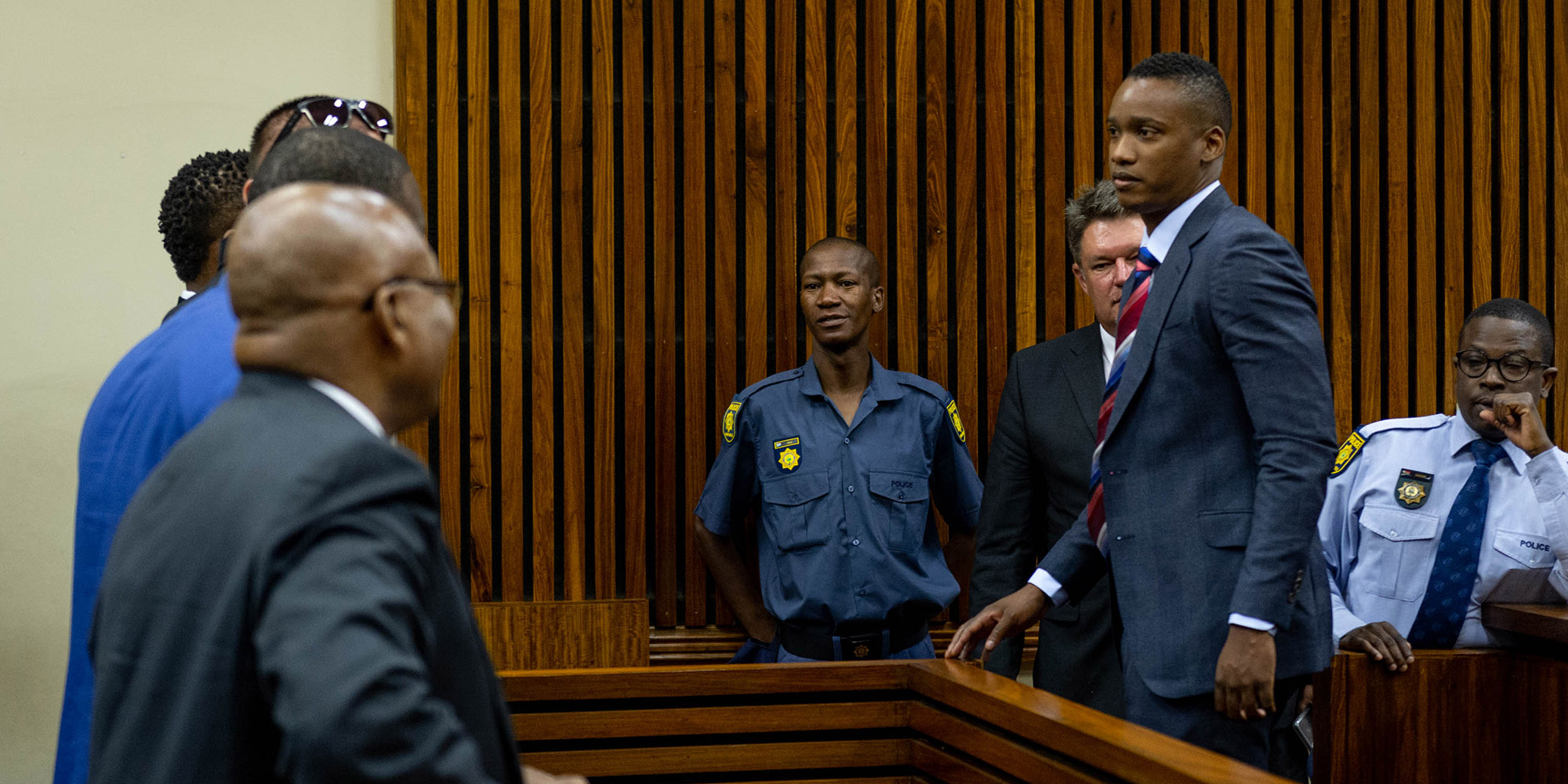 Family Throws Weight Behind Duduzane Zuma As Trial Draw