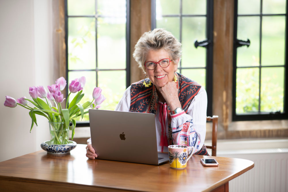 PRUE LEITH @ 80: Food legend Leith has no plans to tone herself down or disappear