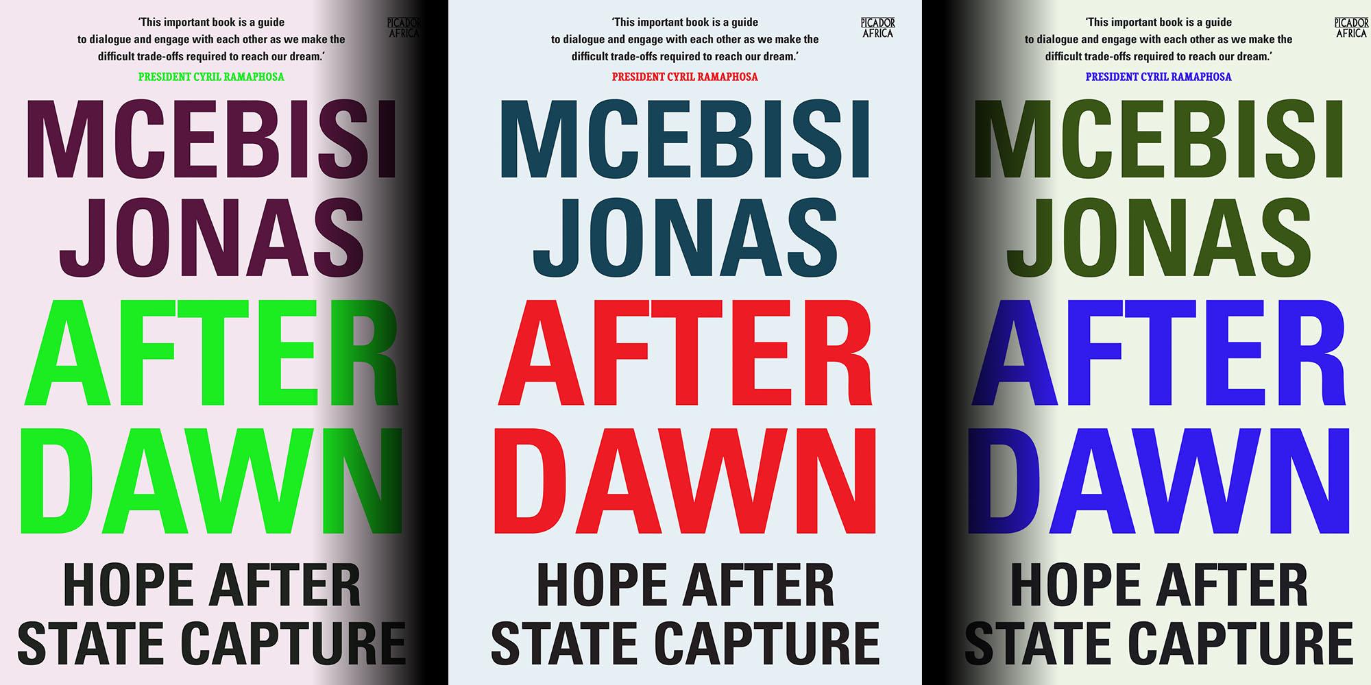 BOEK UITTREKSEL: Mcebisi Jonas: Ons het 'n nuwe sosiale kompak nodig om die comeback te beveg deur plunderaars en huur-soekers - Daily Maverick