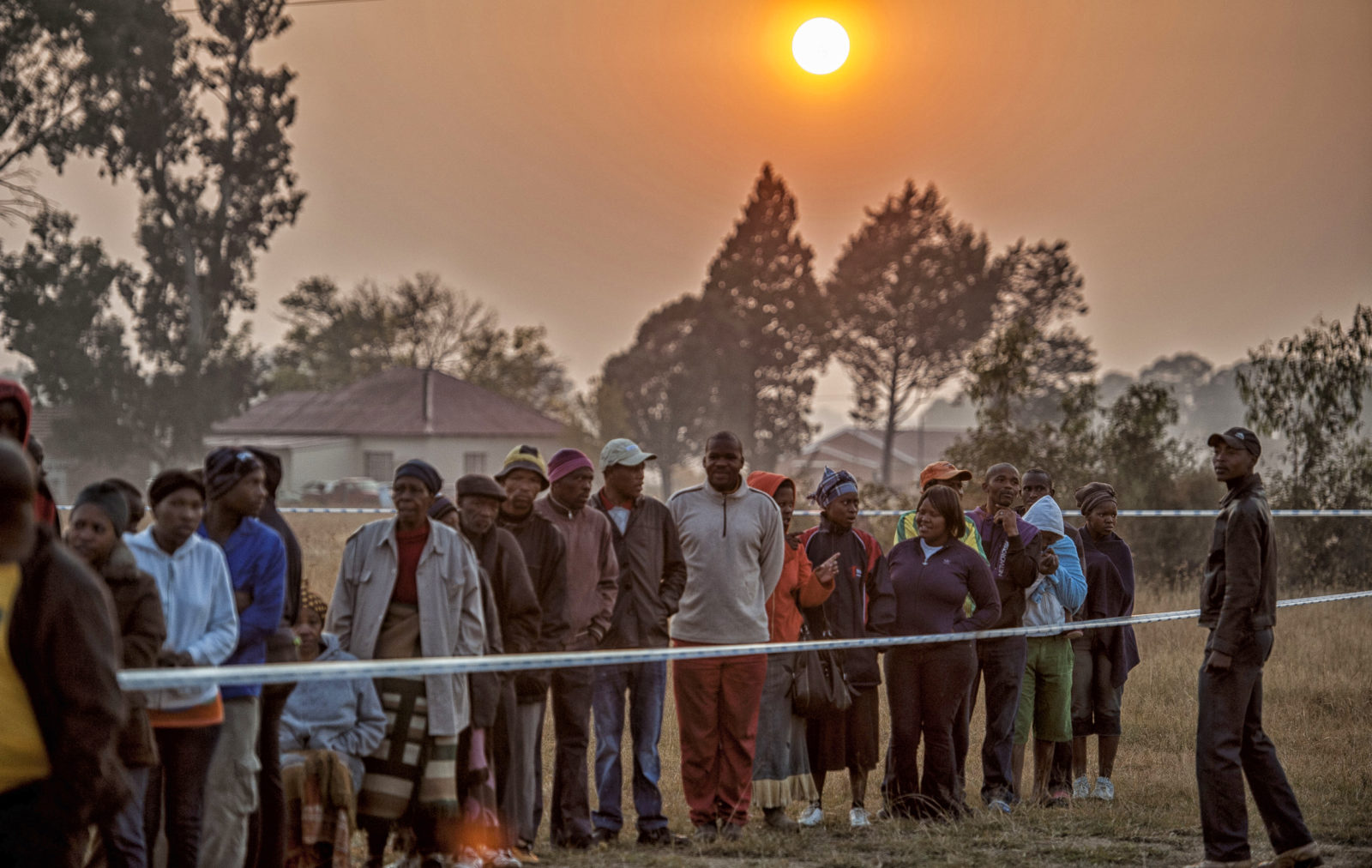 South Africa's youth registering and voting — is th