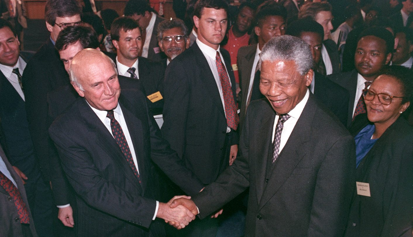 18 November 1993: When South Africa really changed –...