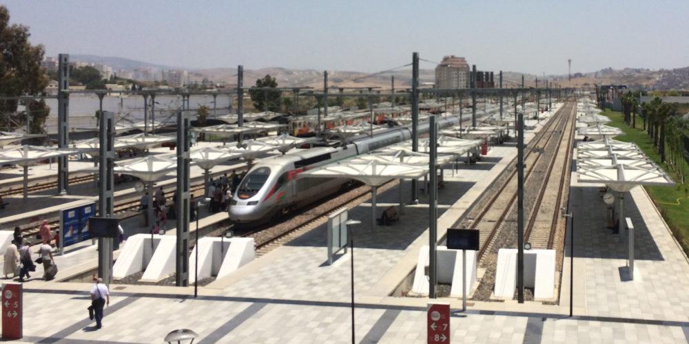 MOROCCO'S BULLET TRAIN: One of Ramaphosa's SONA dreams comes true — in Morocco