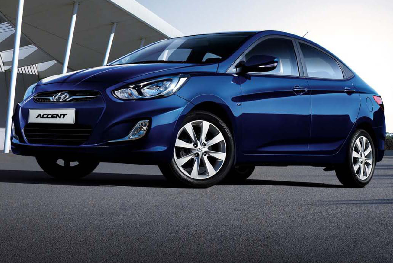 Hyundai Accent 1 6 GLS: An unexpected hero