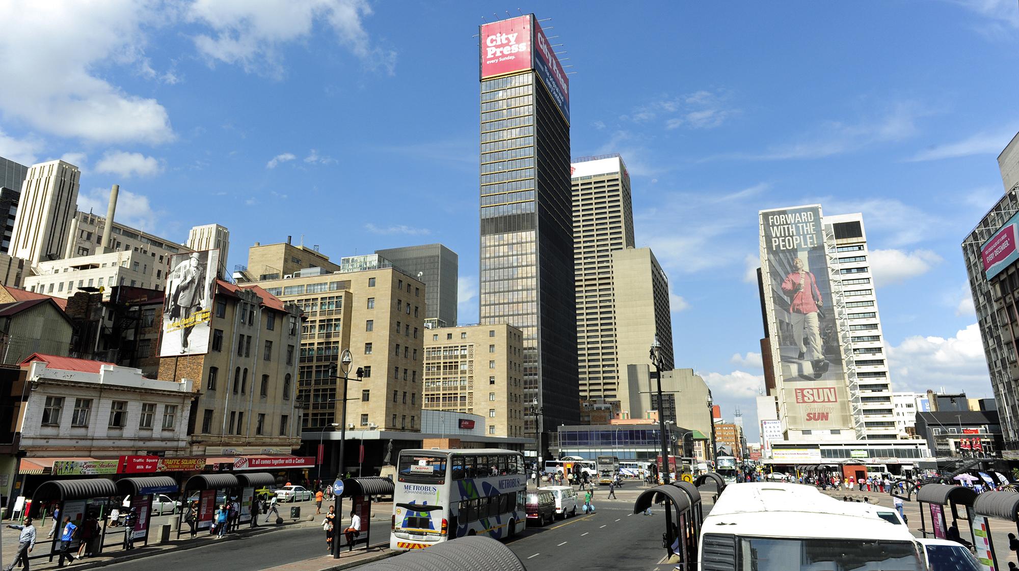 Mashaba announces R20-billion investment to rebuild Joburg's inner city