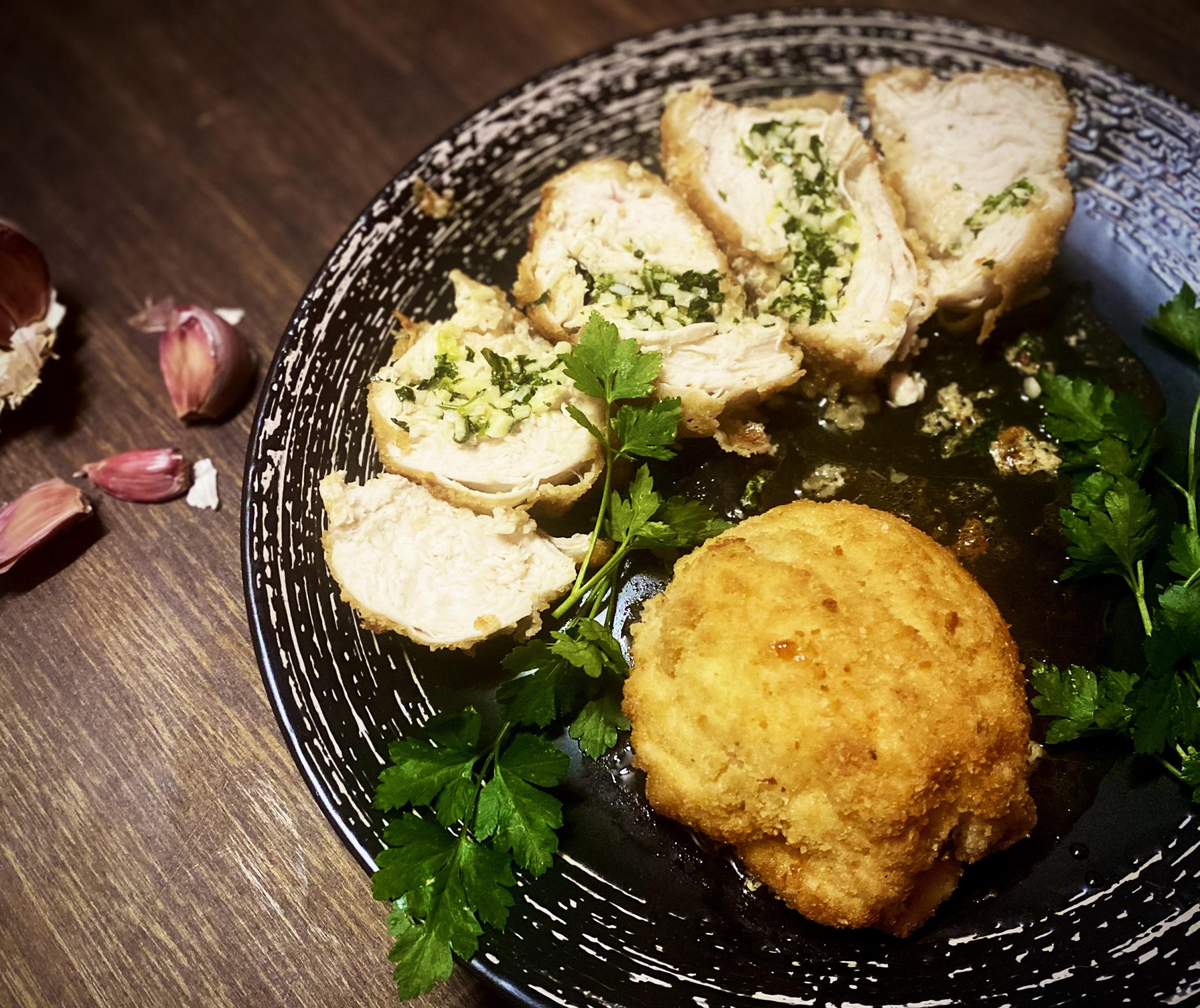 TGIFOOD: Throwback Thursday: Chicken Kiev