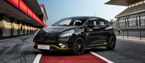 MOTORING: Renault Clio RS 18 F1: A mighty midget
