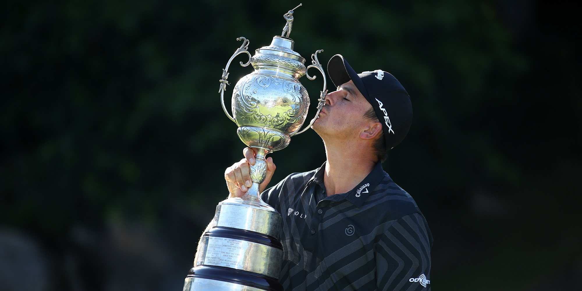 GOLF: Bezuidenhout goes back-to-back with SA Open victory