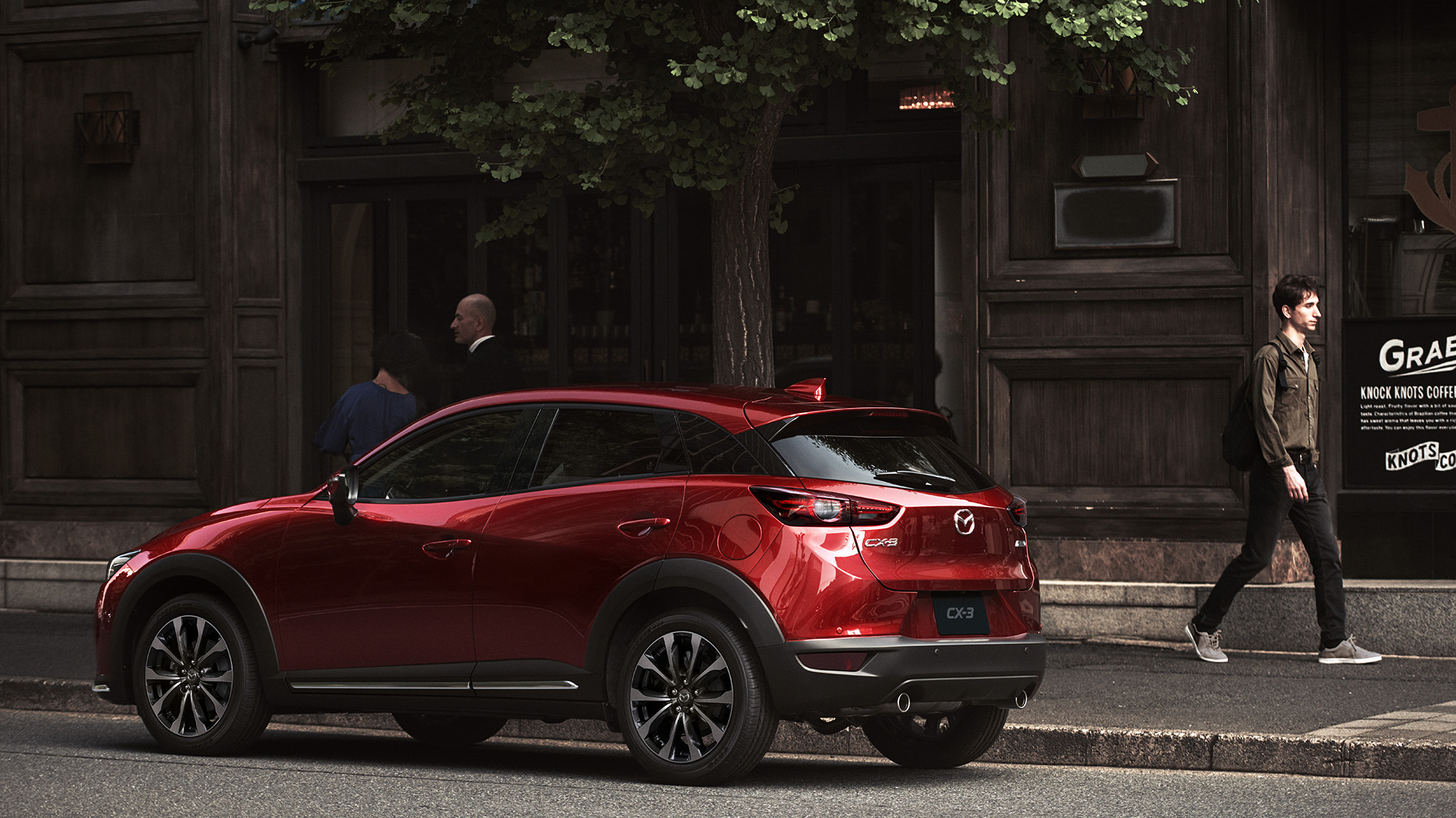 Mazda's Mazda2 and CX-3: Two sides of the same shiny