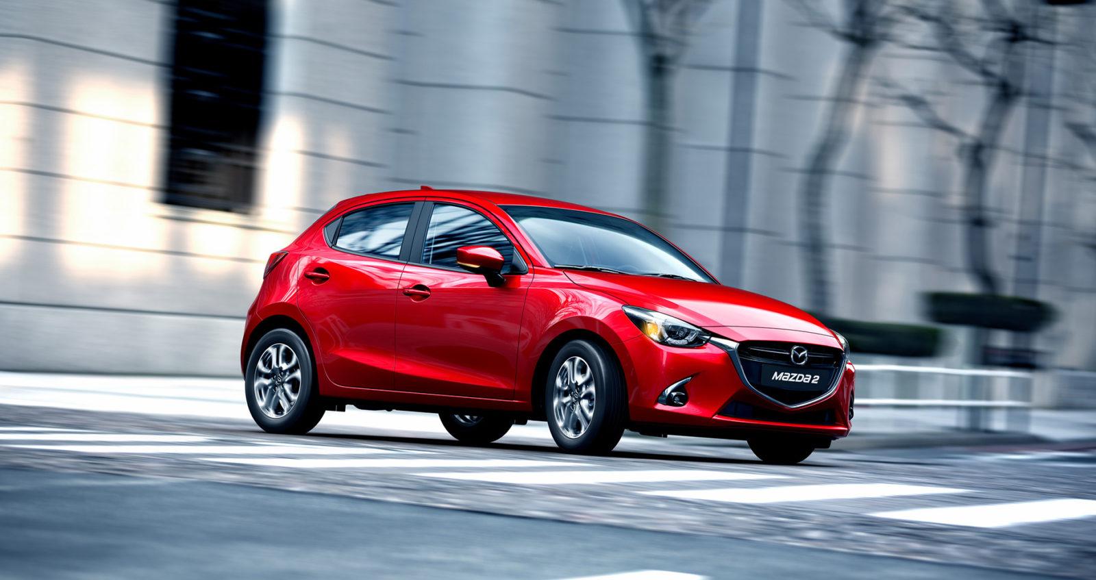Kelebihan Mazda Cx2 Top Model Tahun Ini