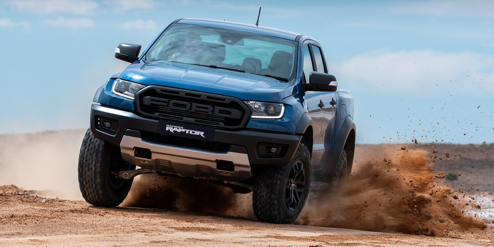Ford Ranger Raptor Top Of The Bakkie Pecking Order