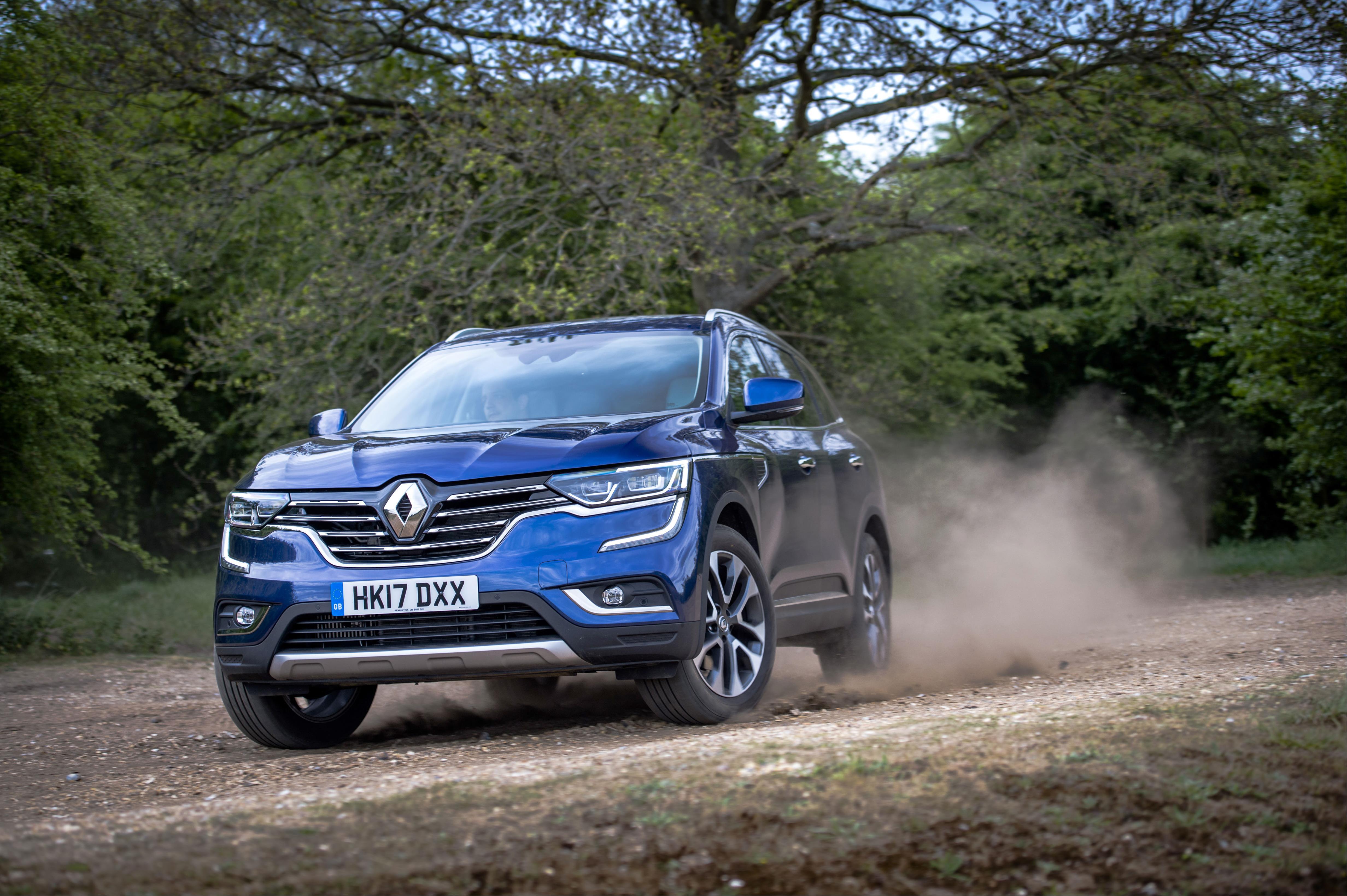 Renault Koleos: Value meets capability
