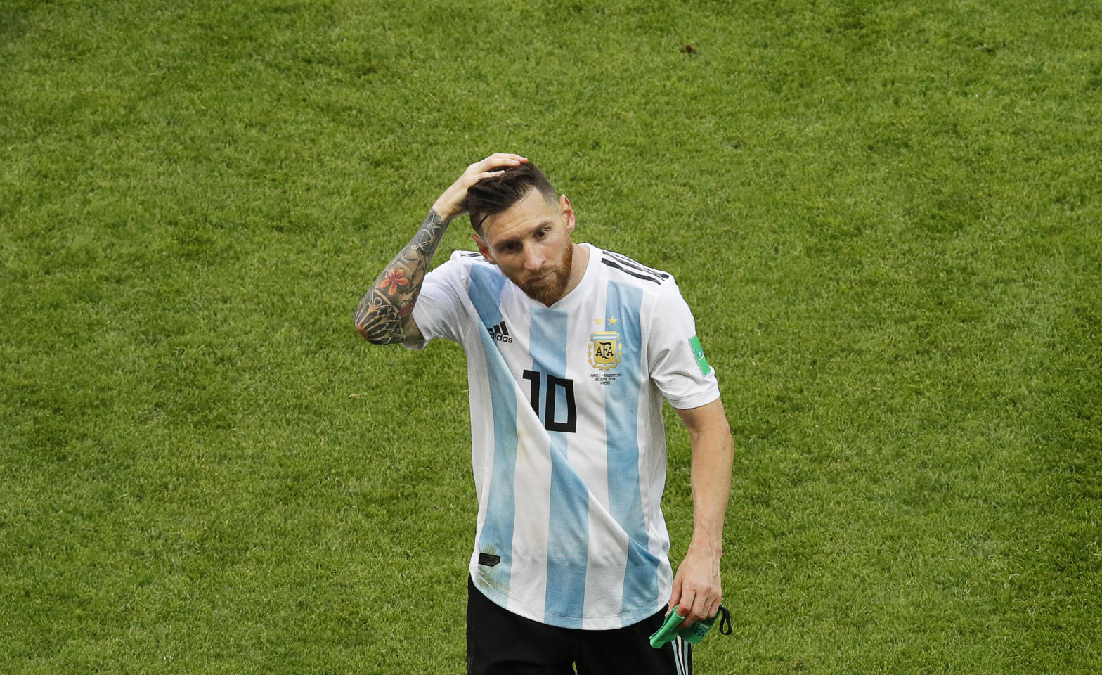 half off 8e2d7 419e3 What the future holds for Messi after Argentina World C...