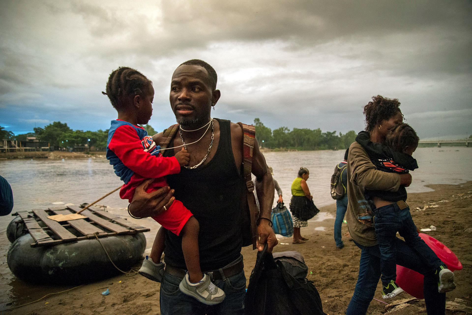 Pressure grows on Africa to take back its migrants